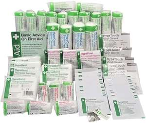 Safety First Aid HSE 21-50 Persons First Aid Kit Refill Pack - £8.77 (+£4.49 non prime) @ Amazon