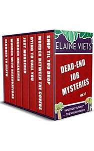 The Dead-End Job Mysteries: 7 Book Series - Kindle Edition now Free @ Amazon