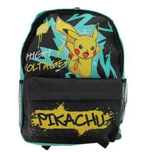 Pokemon Backpack £10 Free click & collect at selected Smyths