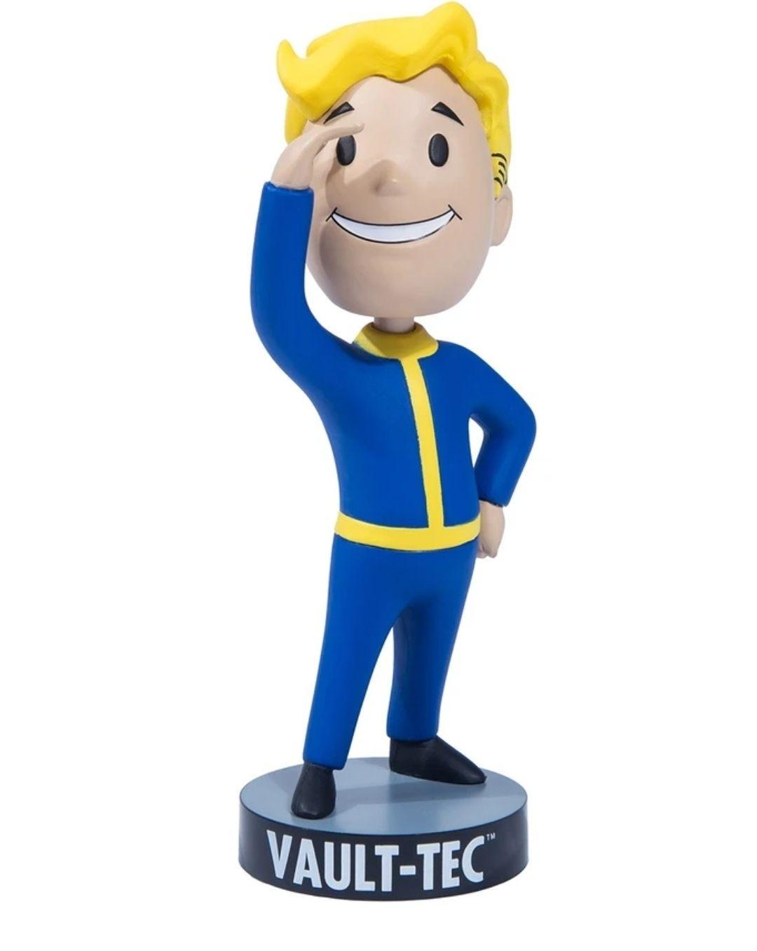 Vault Boy Perception Bobble Head 99p + £4.99 delivery @ Game
