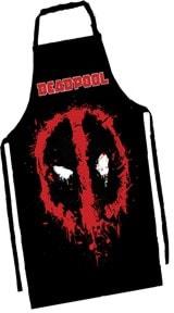 Deadpool - Face Splatter - Official Mens Apron £3.99 Free Click & Collect @ HMV