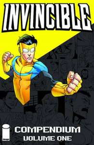 Invincible Compendium Volume 1 (1024 pages / Issues #0-47) by Robert Kirkman £40.11 delivered with code @ WHSmith