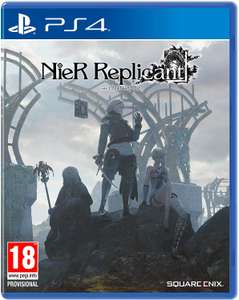 Nier Replicant PS4 £28.85 delivered @ Base