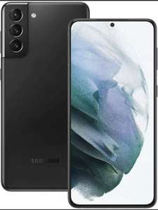 """Opened – never used - Samsung Galaxy S21+ 5G 6.7"""" Smartphone SIM-Free 128GB - Phantom Black A £509.89 with code @ cheapest_electrical ebay"""