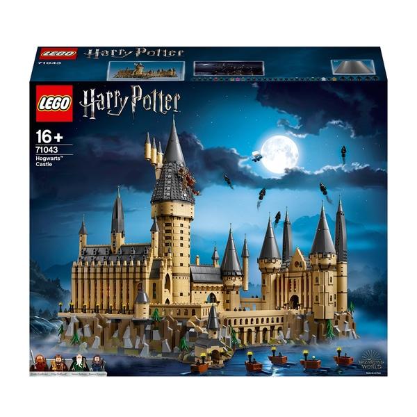 LEGO 71043 Harry Potter Hogwarts Castle Toy £299.99 delivered At Smyths