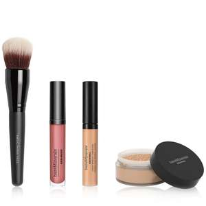 BareMinerals 4 Piece Must Have Essentials Collection £34.93 Delivered (if new & not using easy pays use code FIVE4U to get £5 off) @ QVC