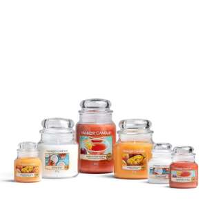 Yankee Candle 6 Piece Fragrance Collection £44.93 delivered @ QVC