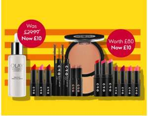 £10 Tuesday Deals - CYO Bundles, Olay, Glo32, No7, Loreal, Boots expert, Avene etc + £1.50 Click and collect @ Boots
