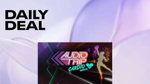 Oculus Deal of the Day - Audio Trip £10.99 @ Oculus Store