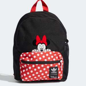 Disney Minnie Mouse Mini adidas backpack £12.00 with code Free Creators Club Delivery From Adidas