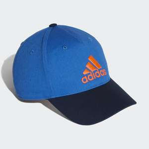 adidas Graphic Cap in blue/navy or scarlet/navy for £5.07 delivered with Creators Club via adidas app @ adidas