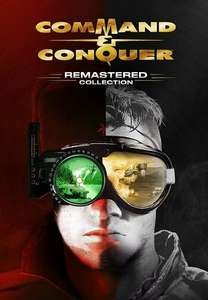 Command & Conquer: Remastered Collection Steam Key £6.62 using code @ Eneba / GameStars