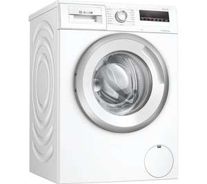 BOSCH Serie 4 WAN28281GB 8 kg 1400 Spin Washing Machine - White £369 delivered with code (£319 after cashback) @ Currys PC World