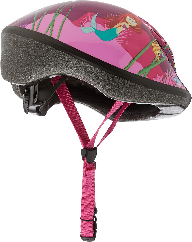 Raleigh Girl's Little Terra Mermaid Cycle Helmet - £4.92 (+£4.49 non prime) @ Amazon