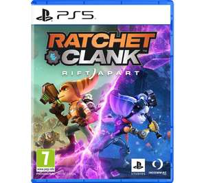 Ratchet & Clank: Rift Apart (PS5) £54.99 delivered Using Code @ Currys PC World
