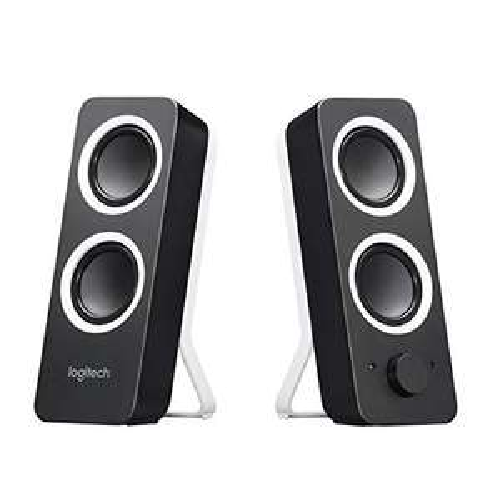 Logitech Z200 PC Speakers, Stereo Sound, 10 Watts Peak Power - £21.99 at Amazon