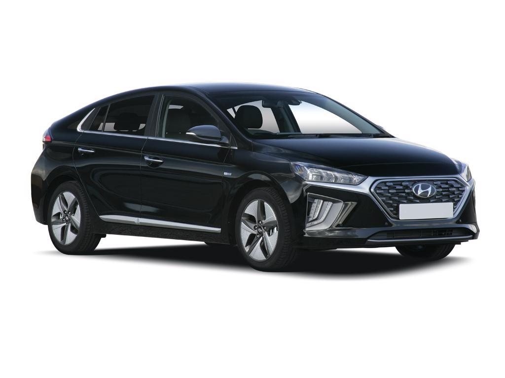 24 mth lease - Hyundai Ioniq Electric 100kW Premium 38kWh - 5k miles p/a £198pm + £198 admin = £4943 (8k miles £5474) @ Leasing.com (Perrys)