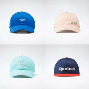 Reebok Baseball Caps from £10.59 delivered (using unique code) @ Reebok