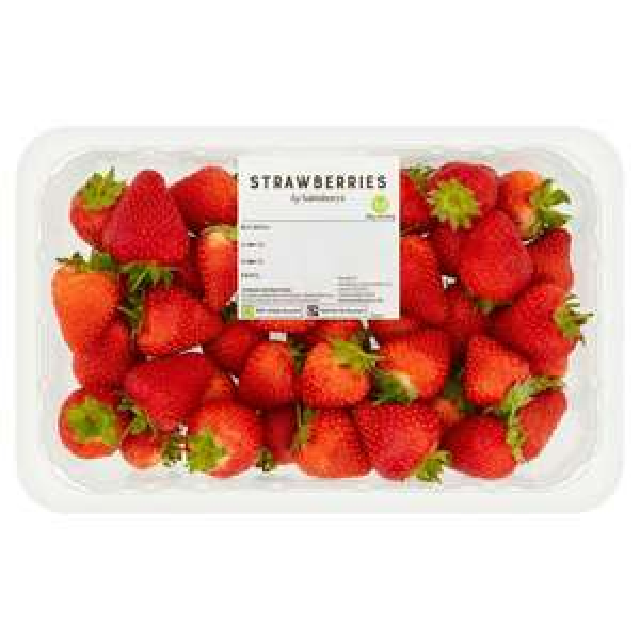 Strawberries 800g - £3 @ Sainsbury's