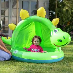 Chad Valley Inflatable Dino Baby Paddling Pool £15 click & collect @ Argos