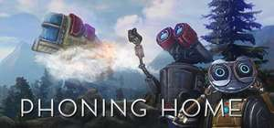 PC Phoning Home on Steam 79p at Steam Store