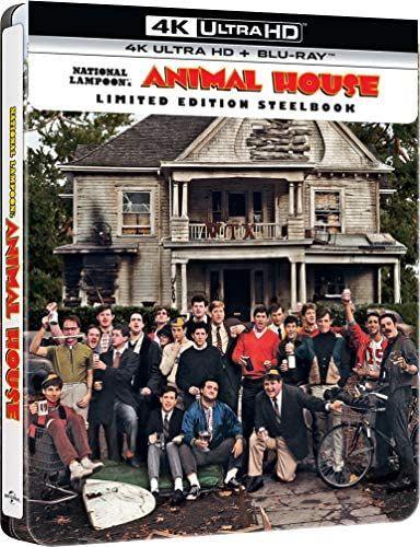 Animal House Steelbook (4K Ultra HD + Blu-Ray) Steelbook Edition £22.01 from Amazon Italy
