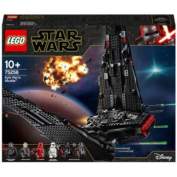 LEGO Star Wars 75256 Kylo Ren's Shuttle Starship £79.99 + £1.99 delivery at Zavvi