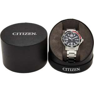Selection of Citizen Eco-Drive Watches from £79.99 e.g. Citizen Silver Tone Eco Drive Analogue Watch £79.99 at TK Maxx