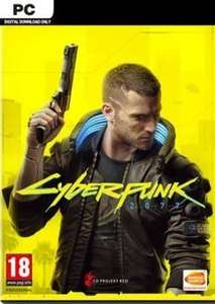 [GOG] Cyberpunk 2077 (PC) - £14.99 @ CDKeys