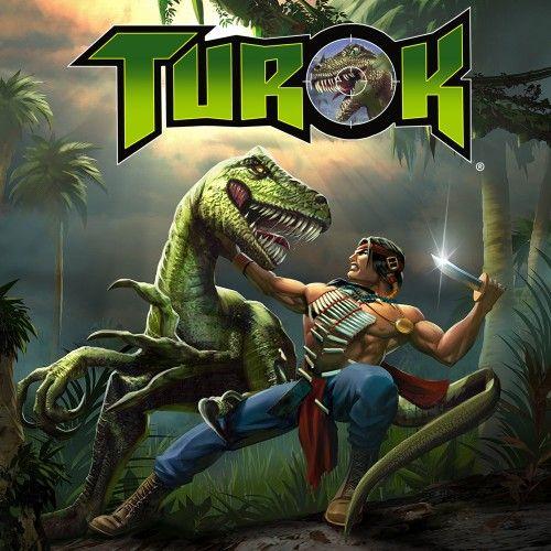 Turok/Turok 2: Seeds of Evil £7.89 each @ Nintendo eShop (£6.48 RU)