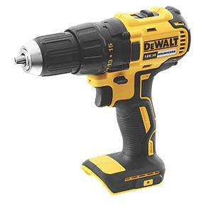 Dewalt DCD777 18v Li-ion XR Brushless Cordless Drill Driver - Bare - £54.99 delivered @ Screwfix