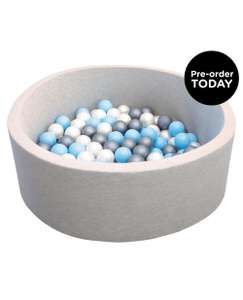 Jersey Ball Pit Blue - £49.99 delivered @ Nuby Baby