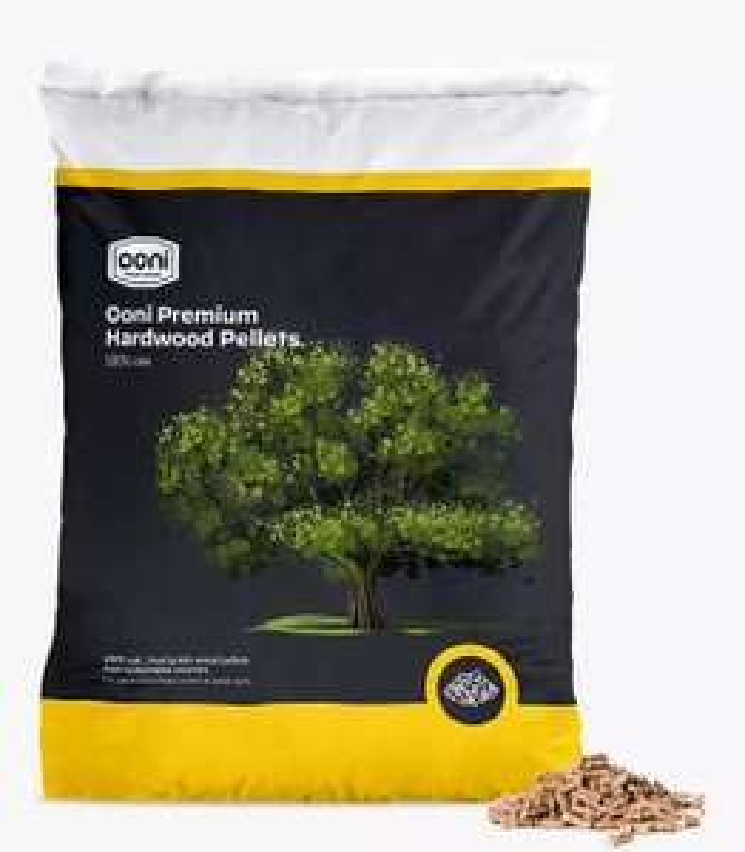 Ooni Pizza Oven Premium Hardwood Pellets (10kg) - £19.99 + £2 Click & Collect at John Lewis & Partners