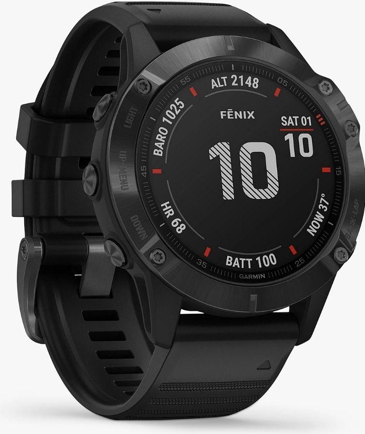 Garmin Fēnix 6 Pro Sapphire Multi Sport GPS Watch - £549 delivered @ Millets