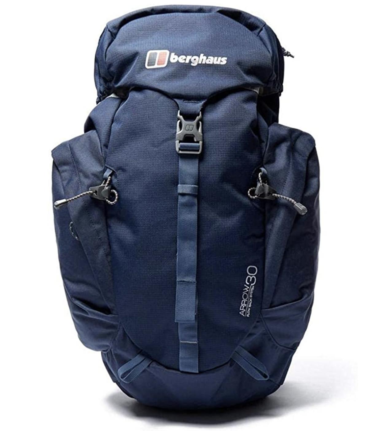 Berghaus Unisex Arrow 30 Rucksack, dark blue - £35 @ Amazon