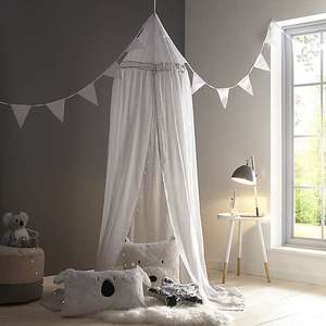 Kids Bed Canopy £20 Free Collection / £3.95 Delivery @ Dunelm