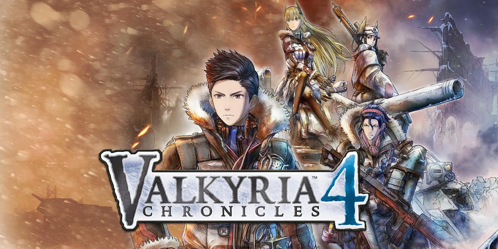 Valkyria Chronicles 4 (Nintendo Switch) - £12.24 @ Nintendo eShop