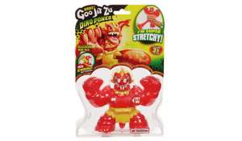 Heroes of Goo Jit Zu Series 3 Dino Power £5 C&C @ Argos