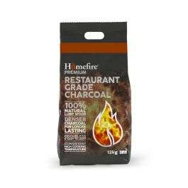 Restaurant Grade Lumpwood Charcoal (Formerly CPL) - 12kg - £14.50 (Min Order 2 Bags) Free Delivery @ Homefire