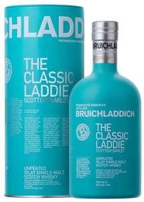 Bruichladdich Islay Single Malt Scotch Whisky, The classic Laddie Scottish Barley, 70 cl - £36.99 @ Amazon