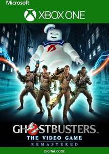 Ghostbusters: The Video Game Remastered Xbox One (UK) Digital - £6.99 @ Cdkeys