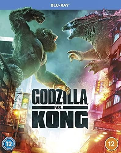 Godzilla vs. Kong [Blu-ray] [2021] £12.50 (+£1.99 Non-Prime) @ Amazon