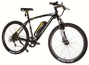 Swifty Electric Mountain Bike - £485.65 Delivered @ Amazon