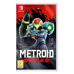 Metroid Dread (Nintendo Switch) - £42.85 (Preorder) Delivered @ Base
