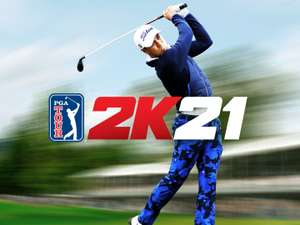 Free Play Days - PGA Tour 2K21 [Google Stadia] for Pro Stadia Pro Subscribers from 17th to 21st June @ Google Store
