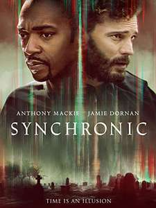 Synchronic (2021 Release Sci-Fi Film) - 99p to rent / £3.99 to buy @ Amazon Prime Video