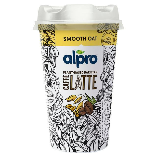 Alpro Caffe Colombian Coffee & Oat Blend 235Ml (Club Price) @ Tesco
