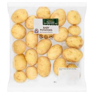 Baby Potatoes 1kg for 69p @ Morrisons