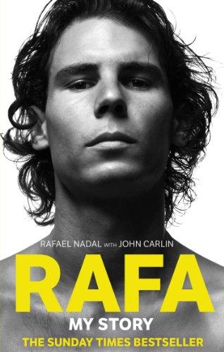 Rafa : My Story Kindle Edition 99p @ Amazon