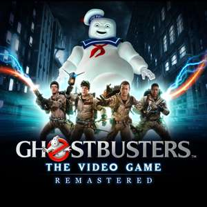 PS4 Ghostbusters Remastered £6.49 for PS+ memberS at PSN